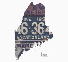 Maine Home One Piece - Short Sleeve