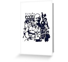 Bill Nicholson - Legacy Greeting Card