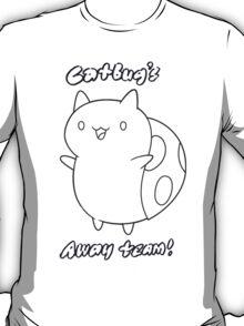 Bravest Warriors ~ Catbug's Away Team T-Shirt