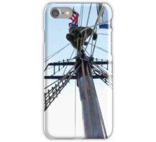 Mast Climber iPhone Case/Skin