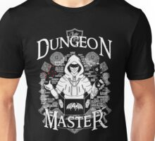 Dungeon Master - White Unisex T-Shirt