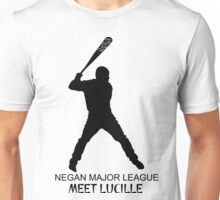Negan Major League - Lucille - Unisex T-Shirt