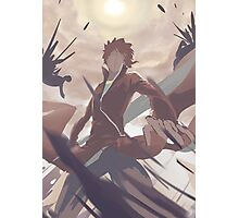Tales of Demons and Gods Photographic Print