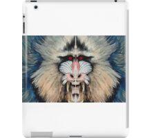 BEAST#1 Mandrill iPad Case/Skin