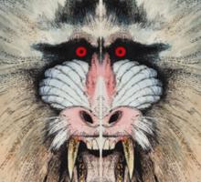 BEAST#1 Mandrill Sticker