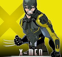 WOLVERINE: X-MEN DAYS OF FUTURE PAST by JRemy