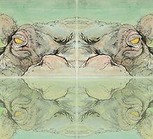 BEAST#2 Hippo by gogeas