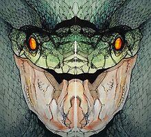 BEAST#3 Snake by gogeas