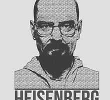 Heisenberg by Kcaveye