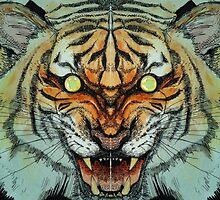 BEAST#4 Tiger by gogeas