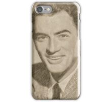 Gregory Peck Hollywood Actor iPhone Case/Skin