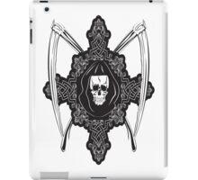 Death Skull iPad Case/Skin