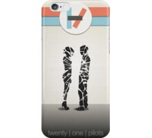 Broken People  iPhone Case/Skin