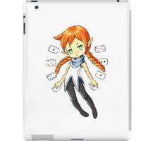 Card Mistress iPad Case/Skin