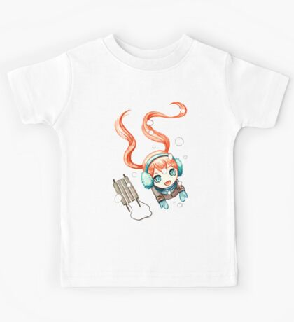 First Snow Kids Tee