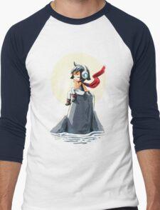 Moonlight Sonata Men's Baseball ¾ T-Shirt