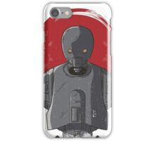 One Droid iPhone Case/Skin