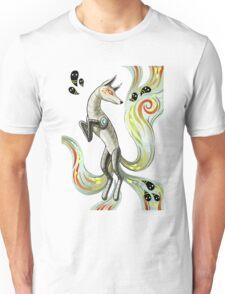 Mechanical Fox Unisex T-Shirt