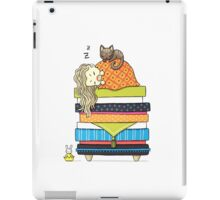 Plan for the Winter iPad Case/Skin