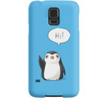 Hi Penguin Samsung Galaxy Case/Skin