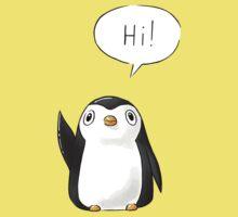 Hi Penguin Kids Tee