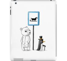 School Stop iPad Case/Skin