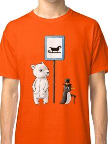 School Stop Classic T-Shirt