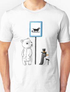 School Stop Unisex T-Shirt