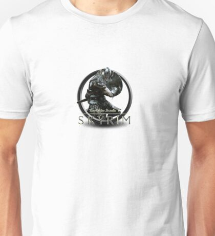 Skyrim shield Unisex T-Shirt