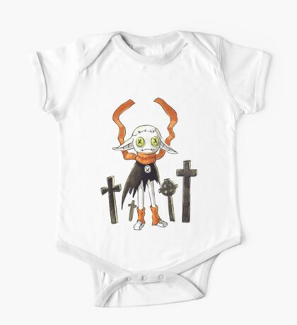 Rag Doll 2 One Piece - Short Sleeve