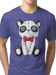 Panda Doll Tri-blend T-Shirt