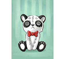 Panda Doll Photographic Print