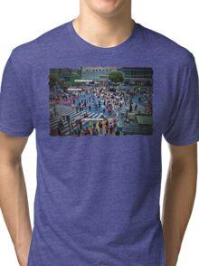 Love Bombs Tri-blend T-Shirt
