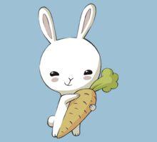 Bunny Carrot 2 Kids Tee
