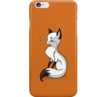 Fox and a Butterfly iPhone Case/Skin