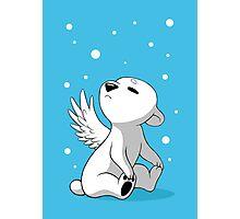 Polar Cub 2 Photographic Print