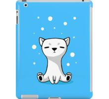 Polar Cub iPad Case/Skin