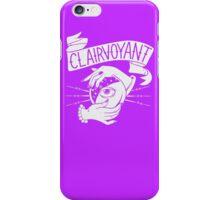 Clairvoyant iPhone Case/Skin