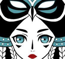 Owl Tribe Sticker