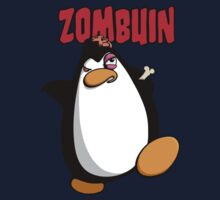 Zombuin - The Zombie Penguin Kids Clothes