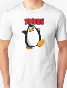 Zombuin - The Zombie Penguin T-Shirt