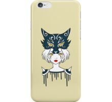 Wolf Tribe iPhone Case/Skin