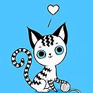 Kitten by freeminds