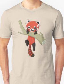 Red Panda Unisex T-Shirt