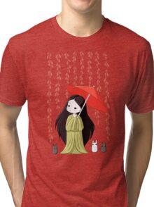 Little Friends Tri-blend T-Shirt
