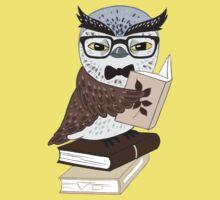 Professor Owl One Piece - Short Sleeve
