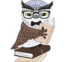 Professor Owl by freeminds