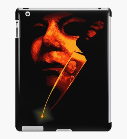 The Curse of Michael Myers iPad Case/Skin