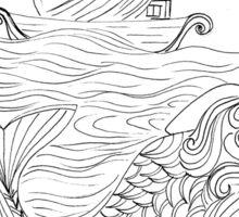 Nyai Loro Kidul – Indonesian #Mermaid Sticker