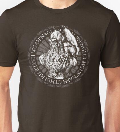 Cthulhu Emblem  Unisex T-Shirt